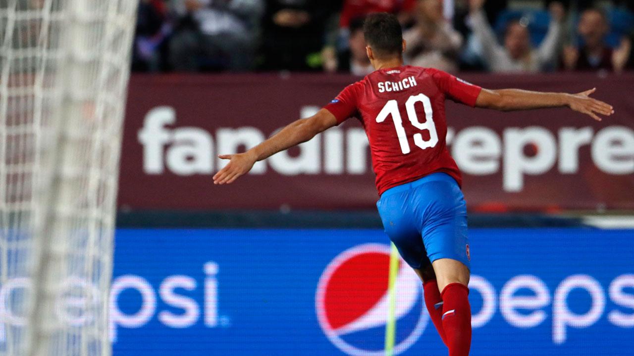 Nations League: Czech Republic beats Slovakia
