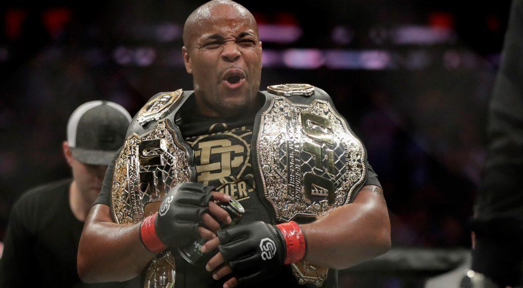 b6122a989f2 UFC 230 takeaways  Cormier should be cherished