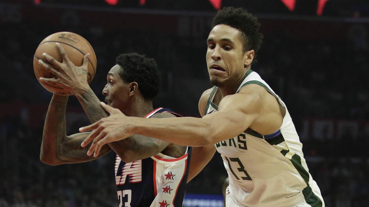 d139ffc0e Lou Williams  jumper helps Clippers edge Bucks in OT - Sportsnet.ca