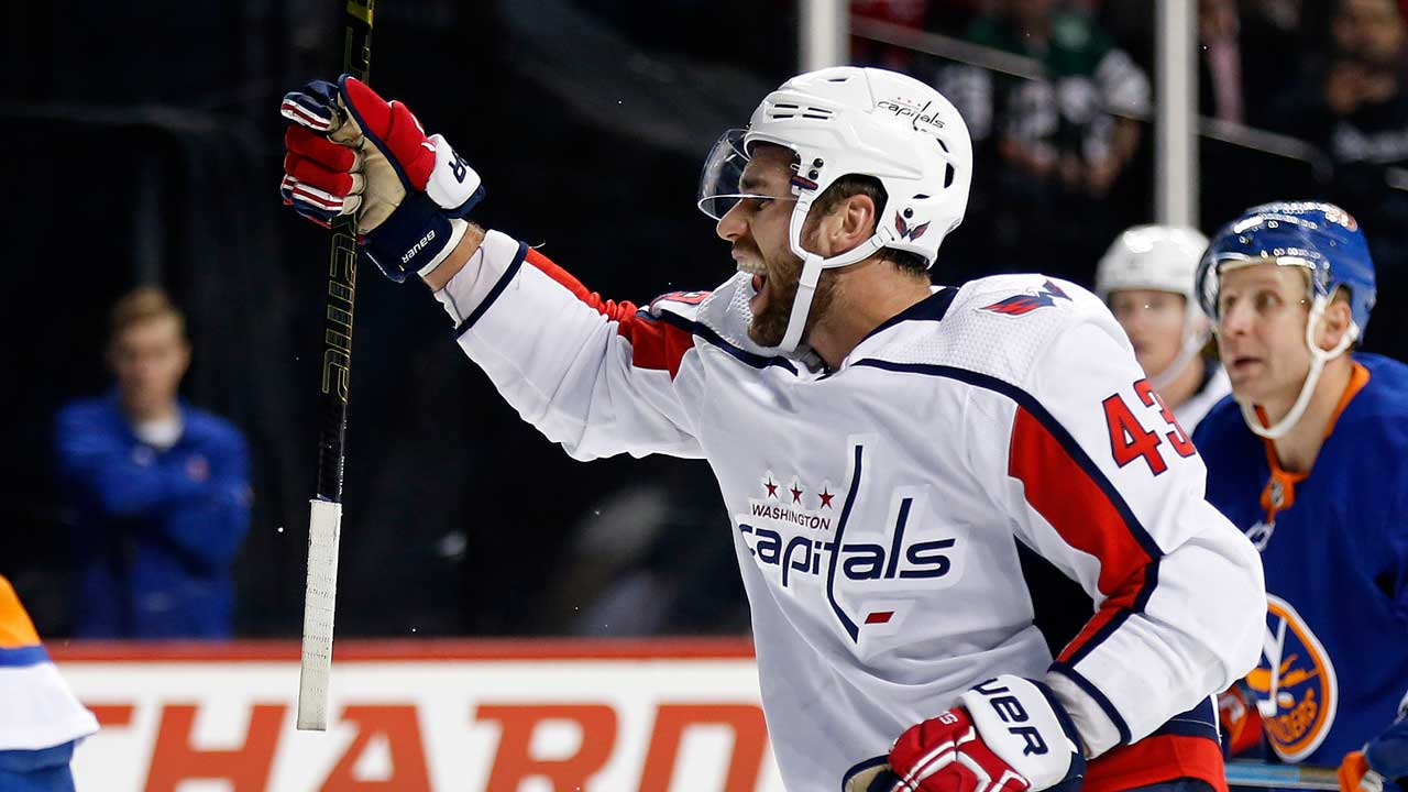 926251d35 Wilson, Capitals beat Islanders for 6th straight win - Sportsnet.ca