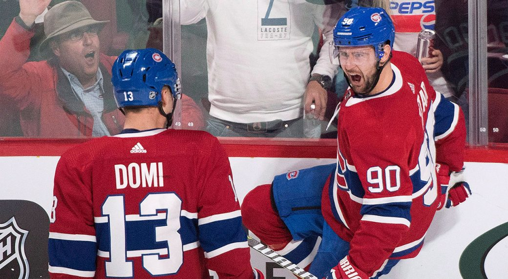 5ba067cb2d9 Tomas Tatar adds speed, 'punch' to Montreal Canadiens - Sportsnet.ca