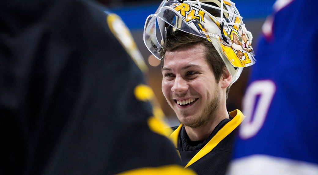 tristan-jarry-smiles-during-ahl-all-star-weekend