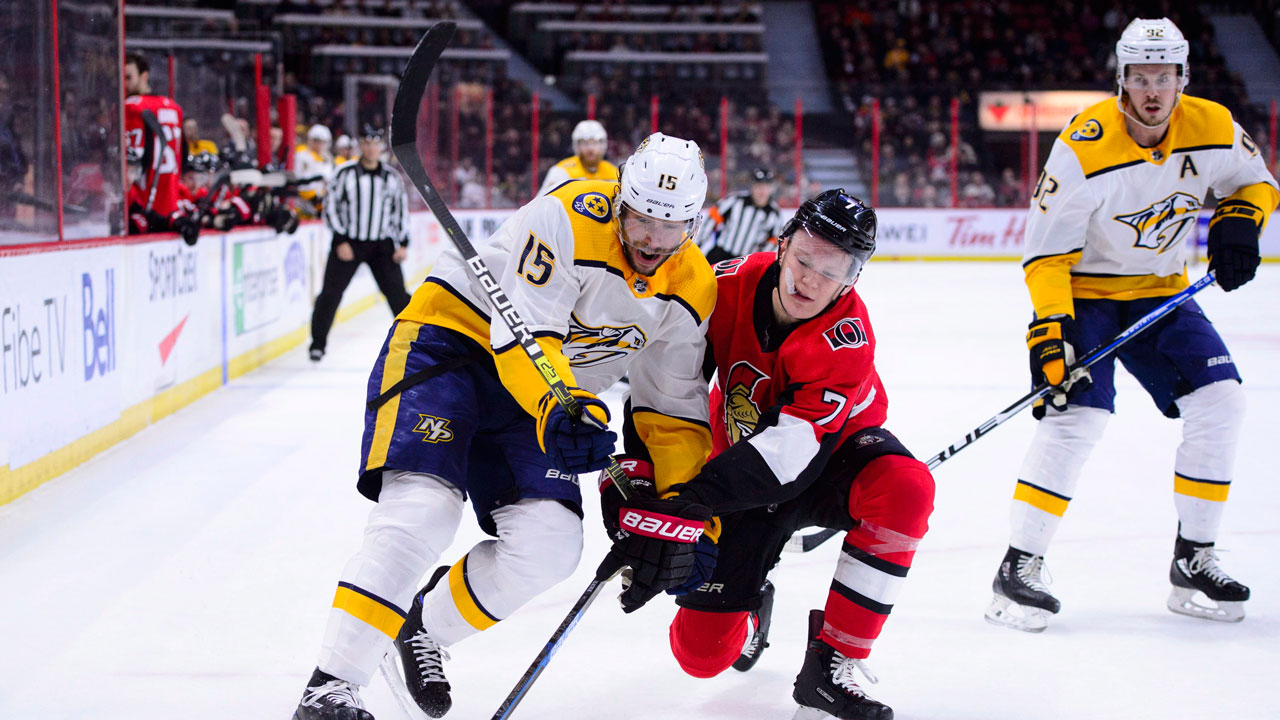 3 things we learned in the NHL: Young Senators making an impact