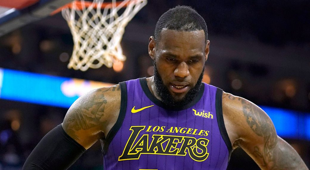 59e75224aa1 Lakers  LeBron James to rest vs. Golden State Warriors - Sportsnet.ca