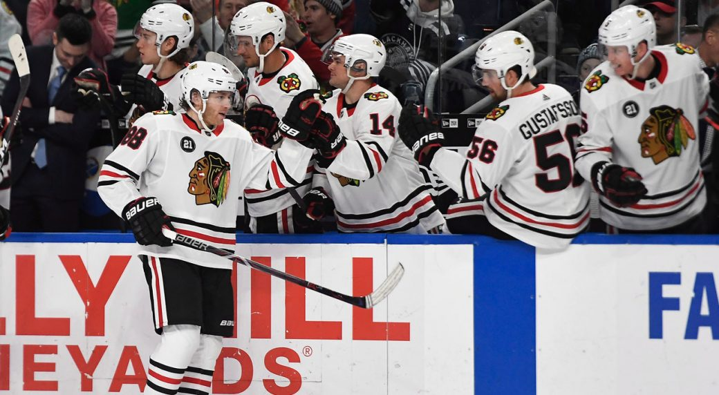 b043d5d19f0 4 things we learned in the NHL: Good luck stopping Patrick Kane ...