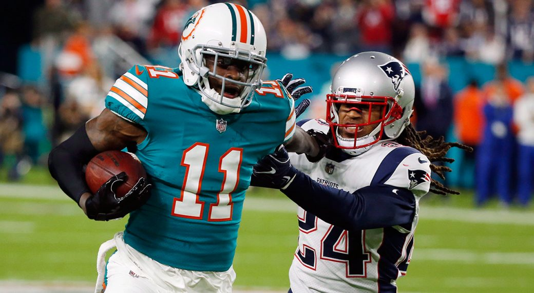 Dolphins reportedly re-signing DeVante Parker for 2 seasons