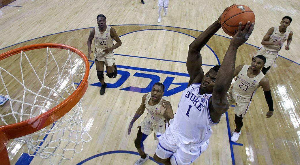 f43a19e6782f Why Duke s Zion Williamson is the NCAA star NBA teams are tanking ...