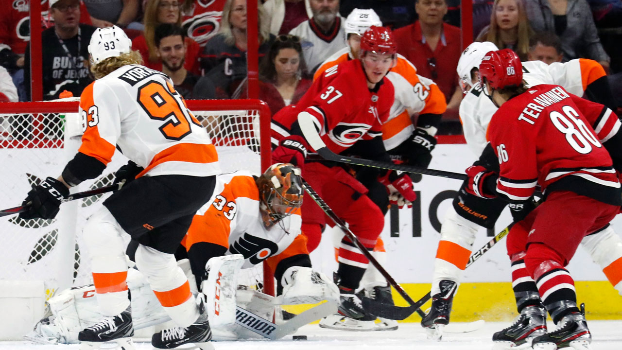 One And Done. Despite A Gritty Second-Half Run, Flyers' Are Officially Eliminated From Playoff Contention