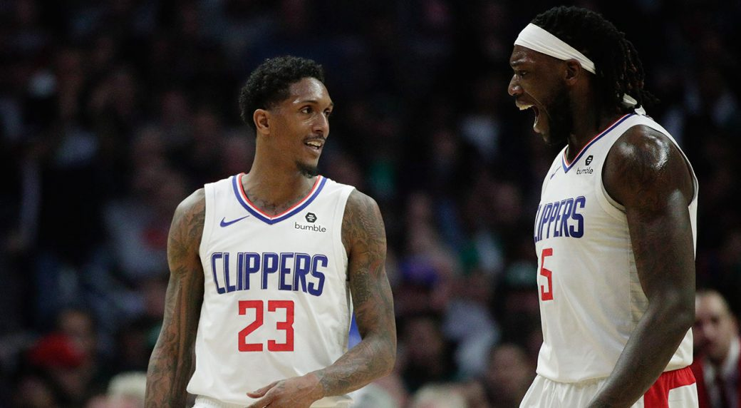 457b5fb53581 Clippers  Lou Williams becomes NBA bench points leader in win ...