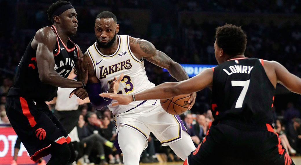 0cb5c1f13 Raptors home to face Lakers as favourites on NBA odds - Sportsnet.ca
