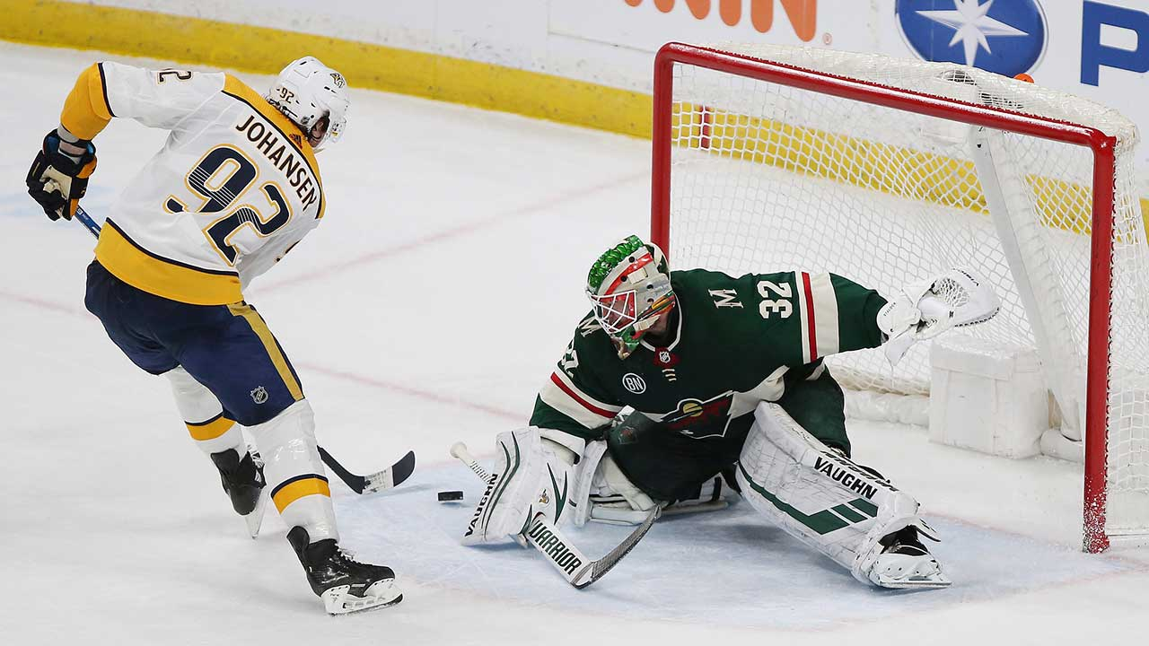 Cold Snap. Preds Emerge Victorious In Minnesota To End The Wild's Winning Streak