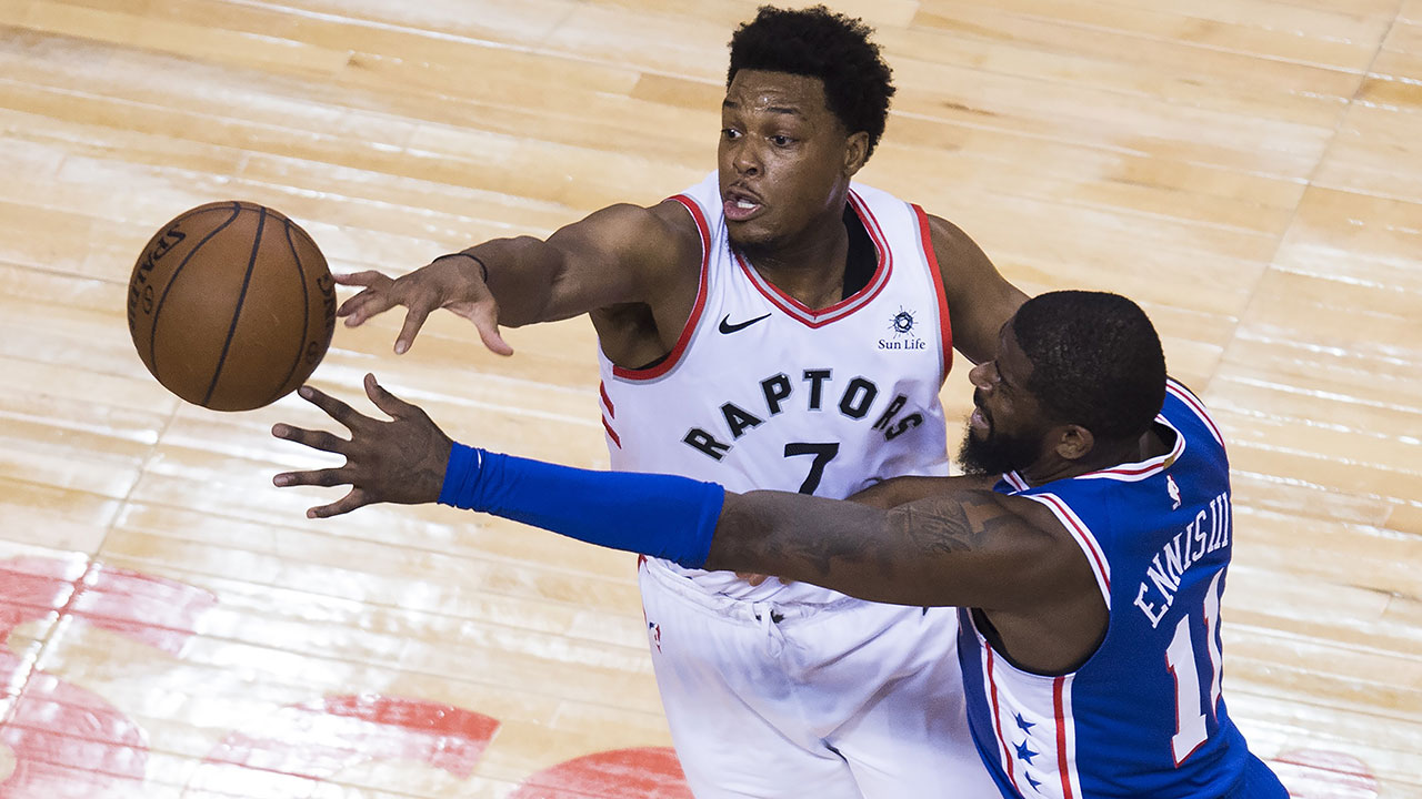 a57d89f54aa Kyle Lowry proving once again he's the most important Raptor of all time -  Sportsnet.ca