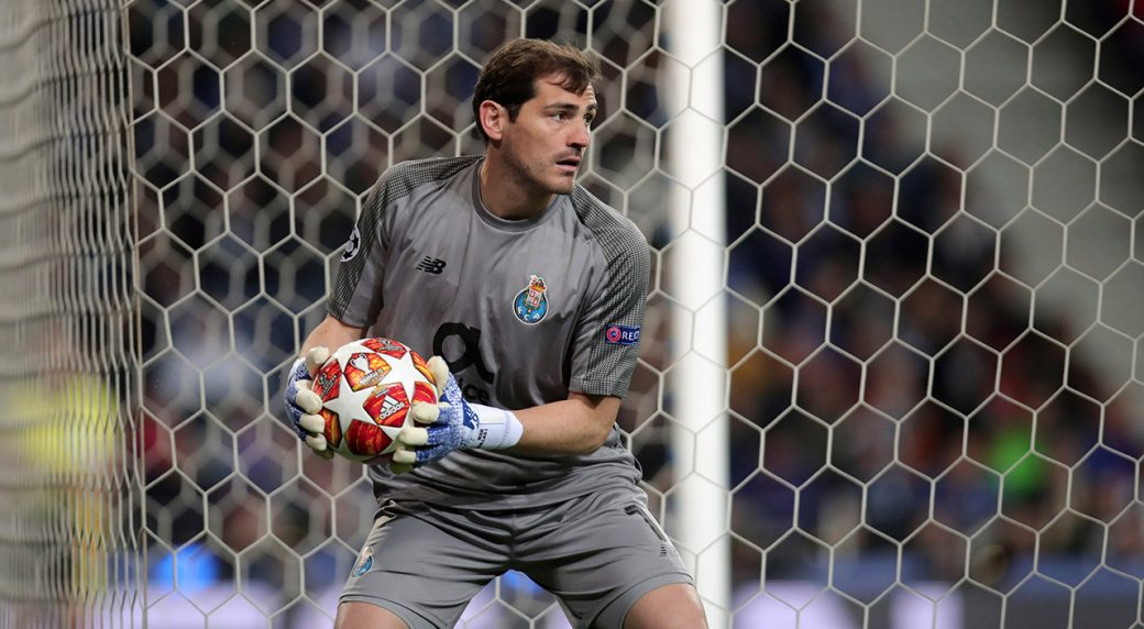 13a18f43cdf Real Madrid sends 'Stay strong' message to former keeper Casillas ...