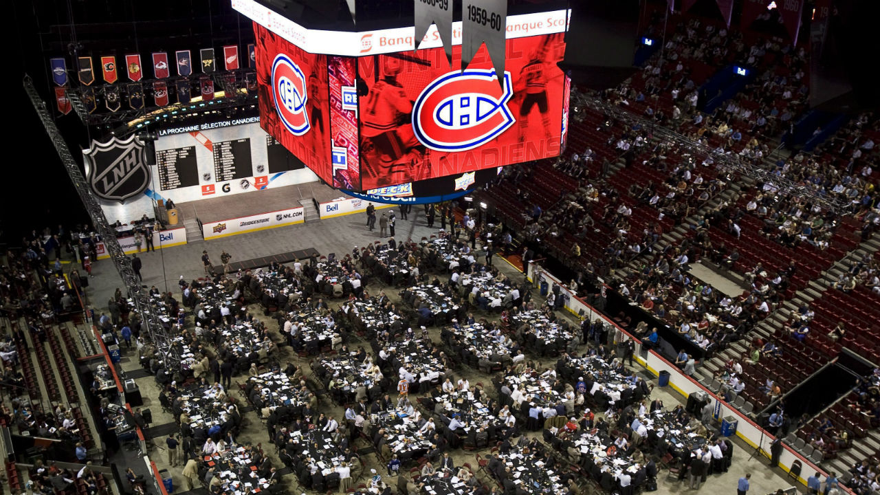 Montreal Canadiens to host NHL Draft in 2020