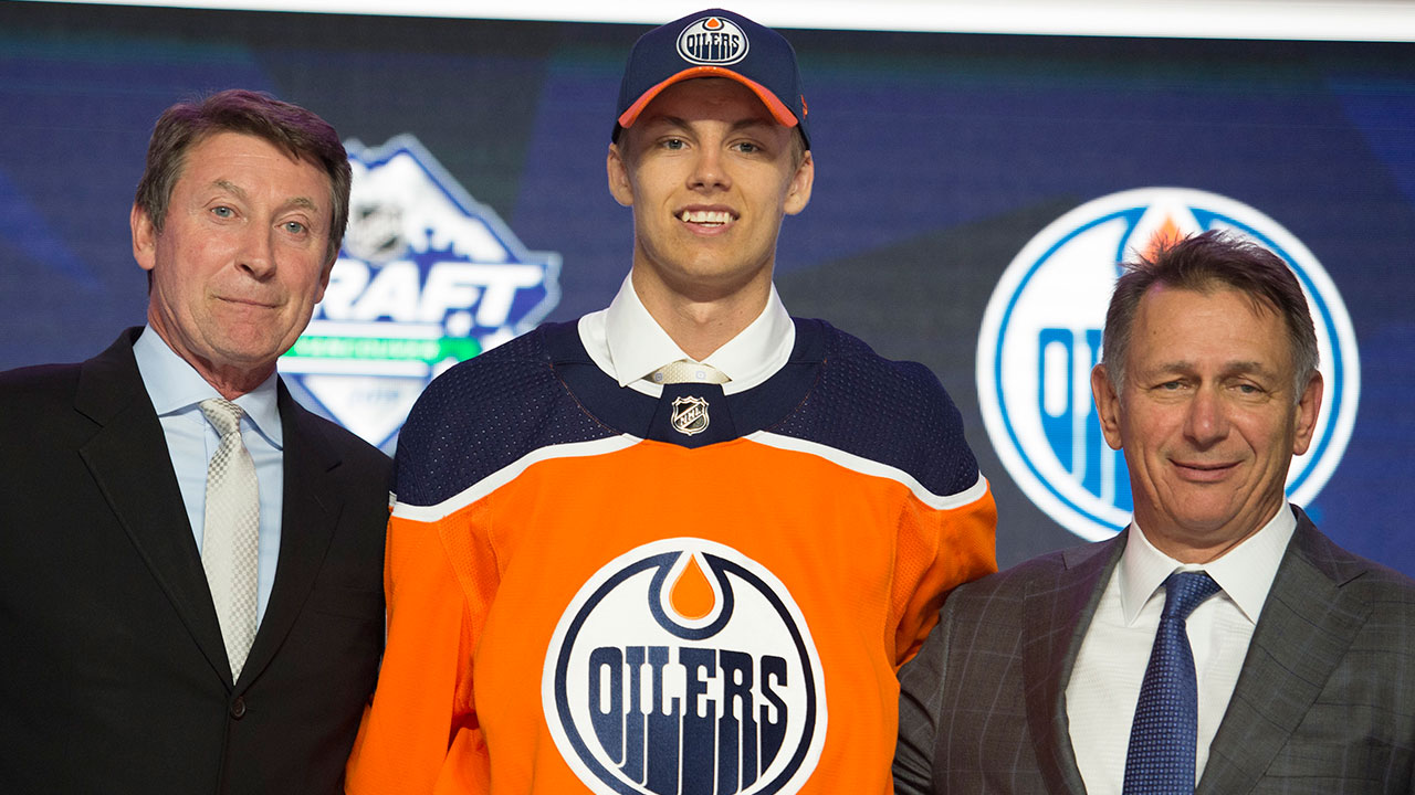 How Swede it is. Broberg taken 8th overall by the Oilers